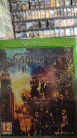 Kingdom Hearts 3 nowa xboxONE
