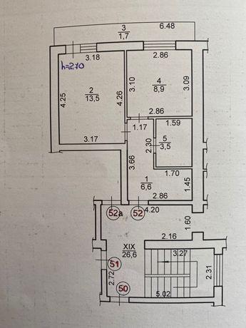Квартира 10 км від Львова, Ременів! 16500$ торг