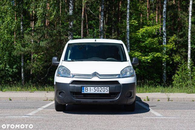 Citroën Berlingo  Berlingo VAN 1.6 HDI L2 MT (90KM) 2014
