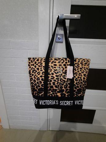 Шоппер, пляжная сумка Victorias Secret