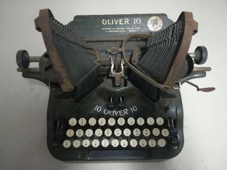 Máquina de escrever Oliver - 1913