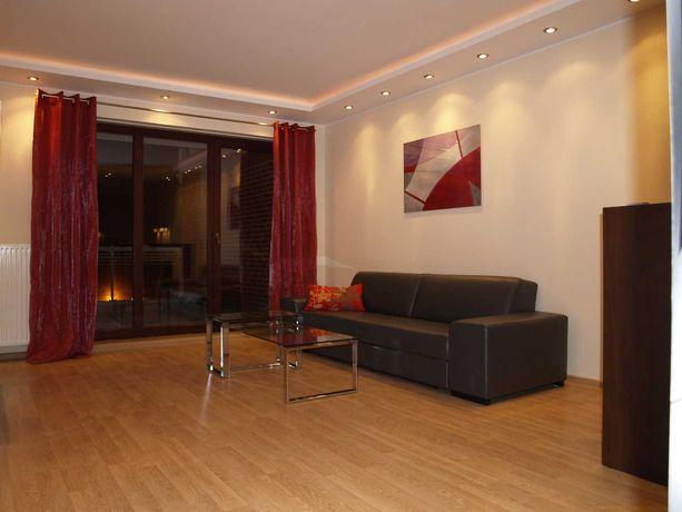 Apartament z tarasem, widok na Wisłę, ul. Lubicka