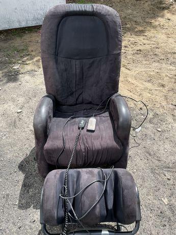 fotel masujący Human iJoy 300 ottomann 2.0