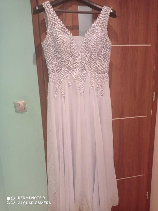 Sukienka  na wesele rozmiar xl/xxl Sokołów Podlaski - image 1