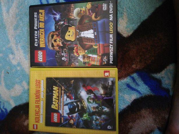 Lego film DVD batman