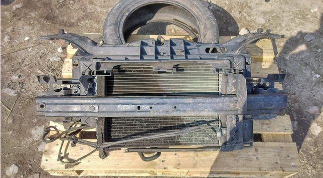 телевізор рамка панель радіатор усілітель вентилятор Fiesta MK6 фіеста