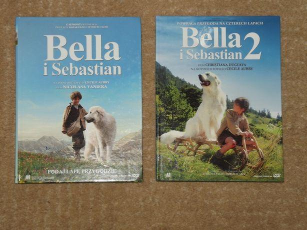 Sprzedam 2 części filmu Bella i Sebastian !!!