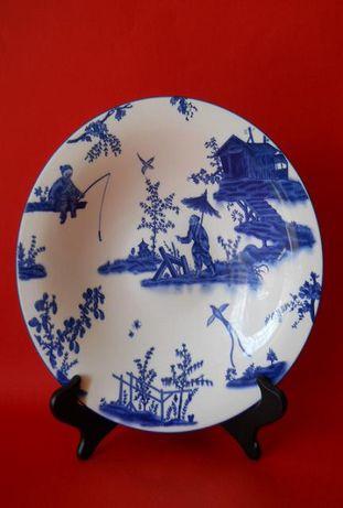 Декоративное интерьерное Китайское блюдо