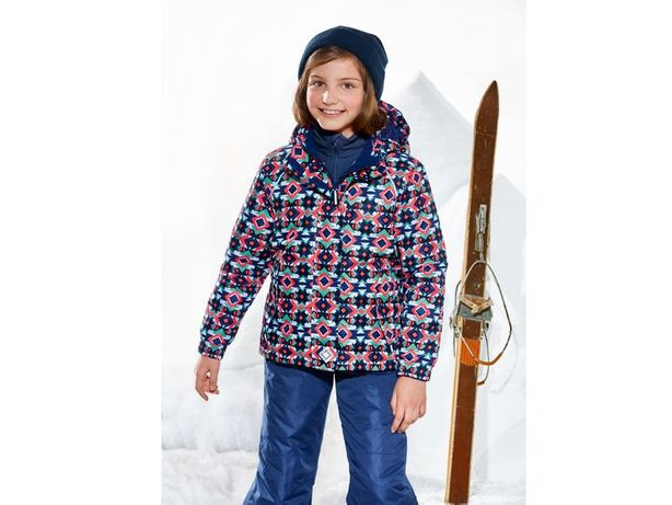 Зимняя мембранная термо курточка Crivit