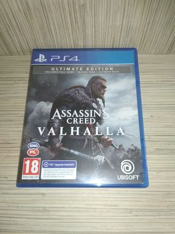 [Tomsi.pl] Assassin's Creed Valhalla Ultimate Edition PS4 PL PS4 PS5