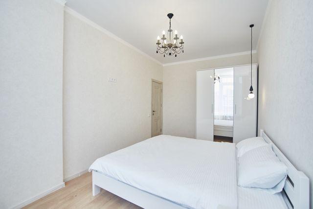 У МОРЯ в Аркадии, 2 спальни+гостиная. LUX.  От хозяина. Посуточно/поч.