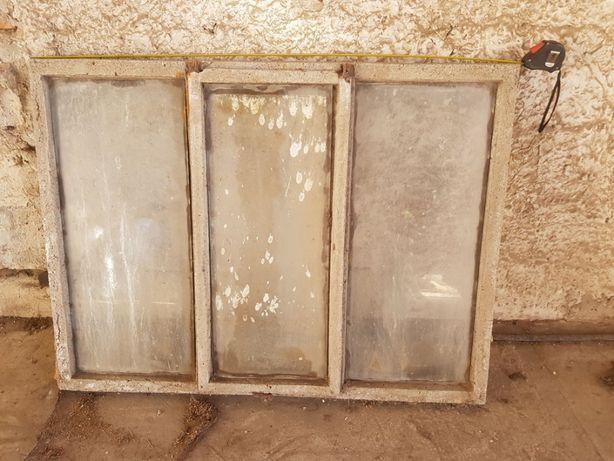 Okno 120x90 inwentarskie, uchylne 16 sztuk