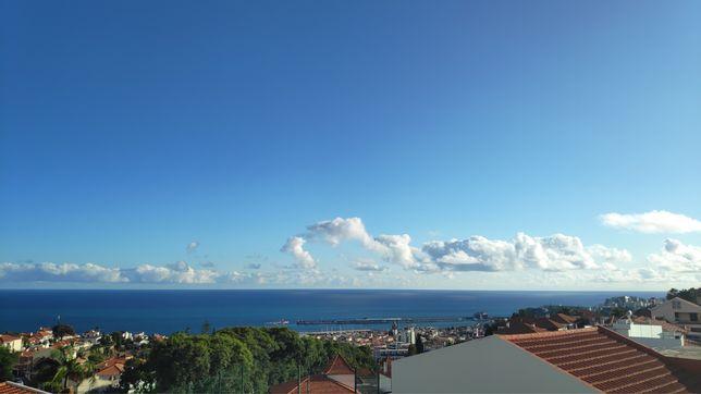 Apartamento T1 no centro do Funchal com vista privilegiada