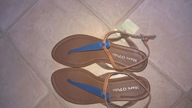 Przepiękne,nowe sandały Marc Opolo 38