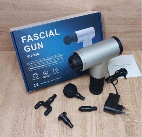 fascial gun ударный массажер для шеи спины тела ног перкуссионный