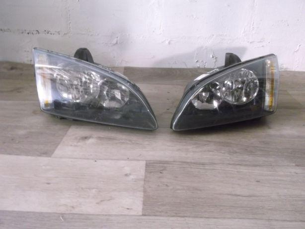 Форд Фокус 2005-11. Капот.Бампер.Крило.Фара.Панель.Двері.Решотка