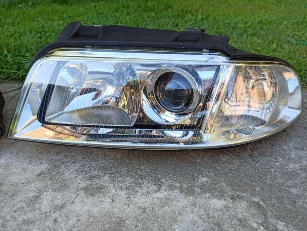 BILED lampy przod przednie Audi A4 S4 B5 VALEO BI-LED