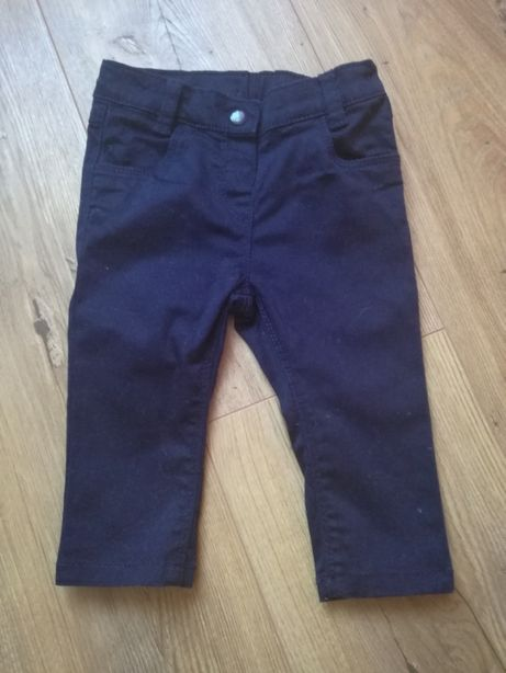 Spodnie niemowlęce r.74 marki C&A