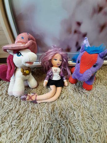 Поні та лялька гнучка .