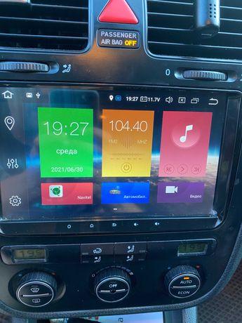 ANDROID магнитола на VW/Skoda/Seat