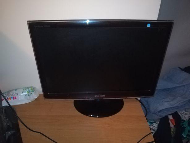 Telewizor plus monitor