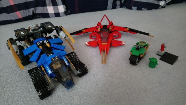Lego Ninjago pojazdy