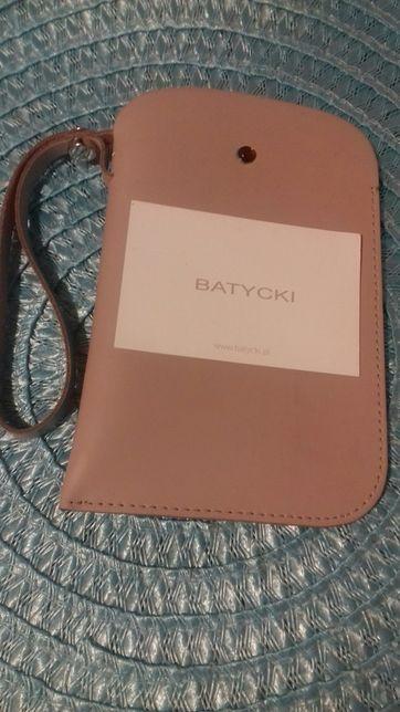 Etui ze skóry firmy Batycki