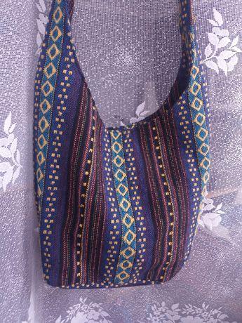 Kolorowa torba na ramię