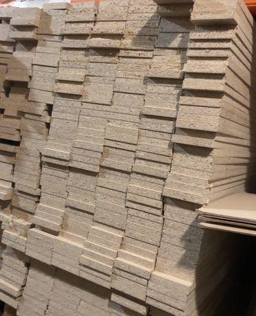 Paski z płyta wiórowa 15 mm