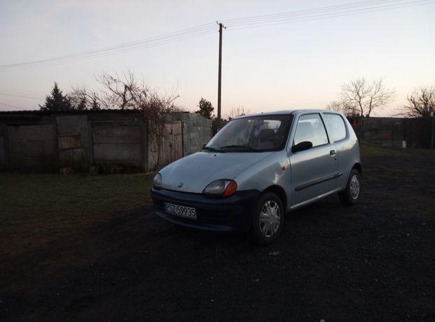 Fiat Seicento 1.1 Benzyna