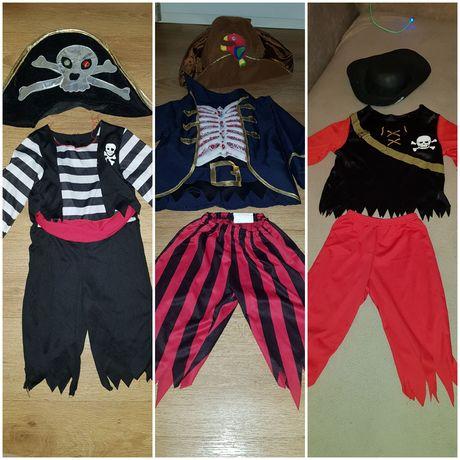 Карнавальный костюм Пират 3-4, 5-6