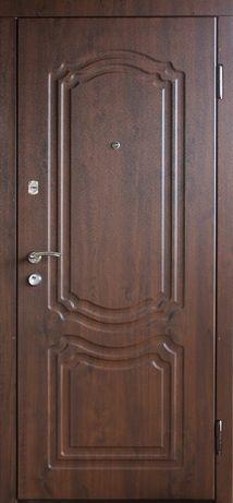 Двері вхідні броньовані для квартири «Портала» - модель Класика