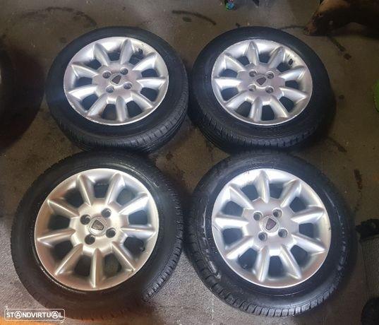 Jantes Rover 195/55 R15