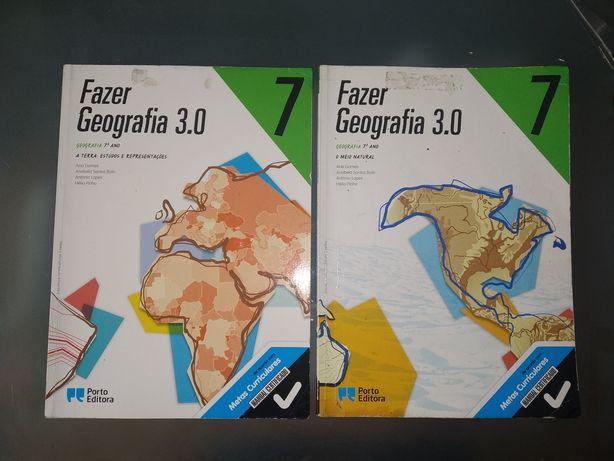 Fazer Geografia 3.0 7° - Geografia - Porto Editora