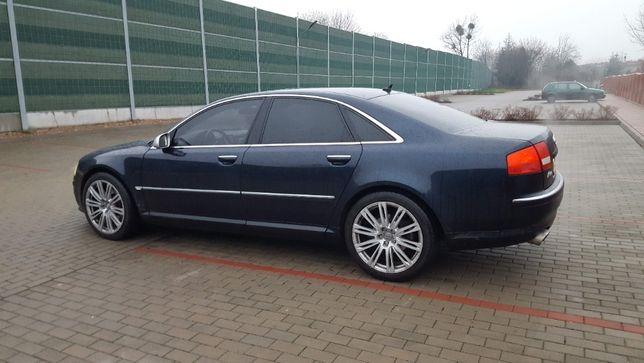 koła Audi A8 D4 5x112 255/40/20 okazja zamiana