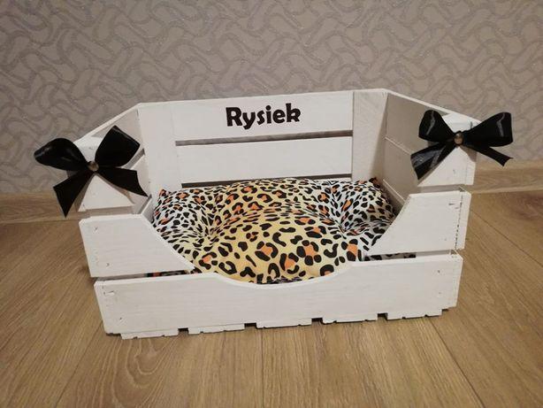 Skrzynki drewniane - Legowisko dla psa, legowisko dla kota