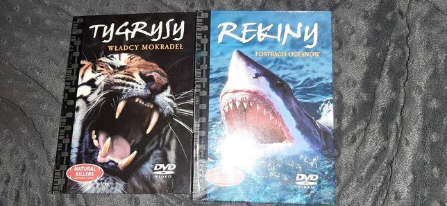 Tygrysy i rekiny DVD