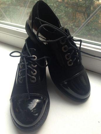 Строгие туфли