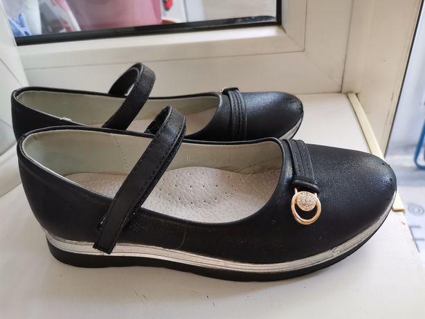 Туфли школьные 31 размер