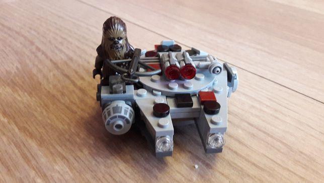 Klocki Lego Star Wars Gwiezdne Wojny 75193 Sokół Millenium