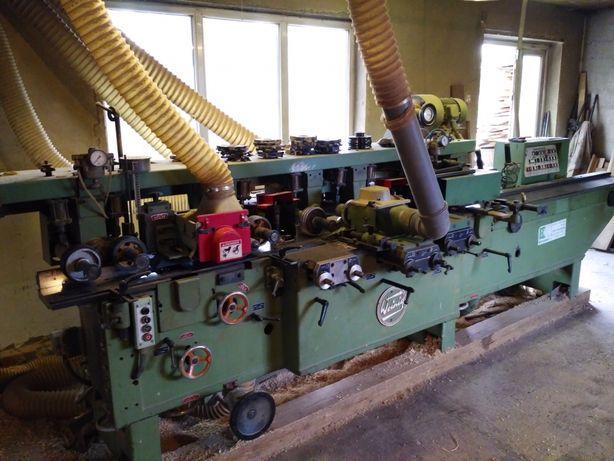 Weinig, чотирьохсторонній, деревообробний, станок,верстат,обладнання