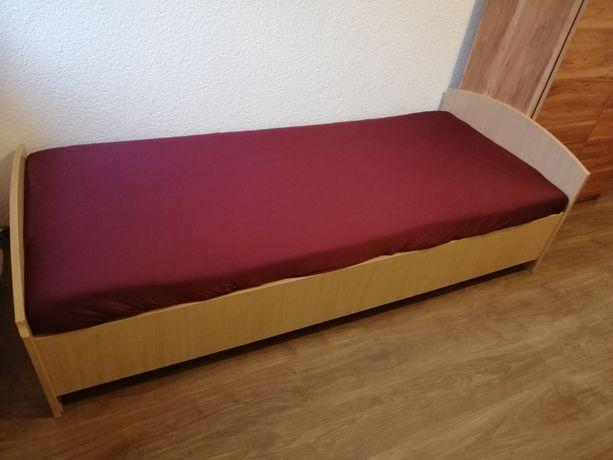 Łóżko jednoosobowe 90
