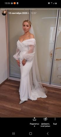Ідеальна весільна сукня!!!