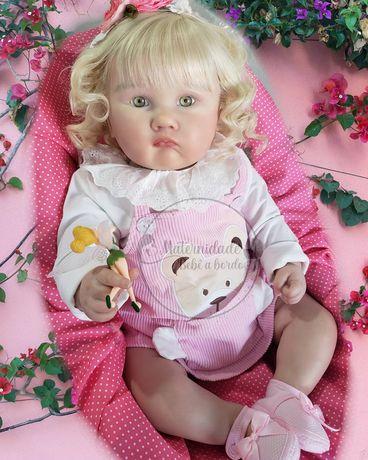 Bebé reborn linda Charlotte