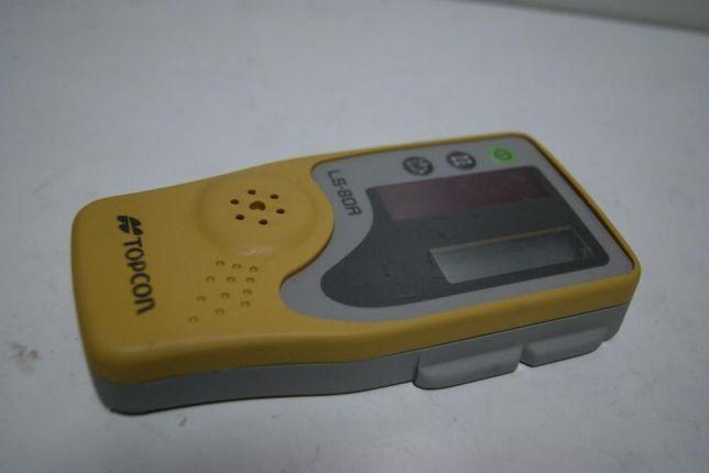 TOPCON LS 80 A czujnik detektor laser niwelator Stanley Leica Hilti