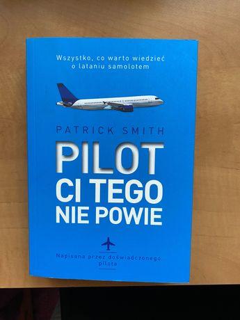 """Książka """"Pilot Ci tego nie powie"""""""