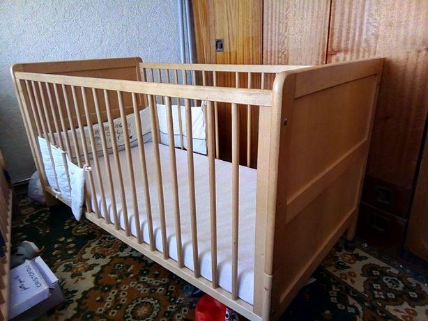 Детская кроватка деревянная- производства Германии