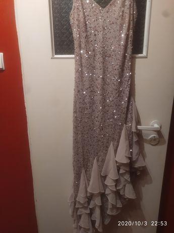Sukienka Apart cekiny