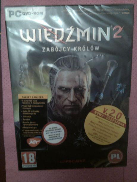 Wiedźmin 2 gra na PC v.2.0 PL