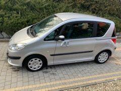 Peugeot 1007 1.4 diesel